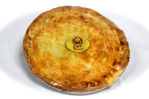 Family Eye Fillet Meat Pie